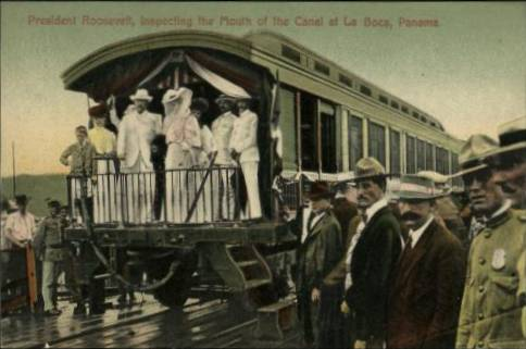 theodore roosevelt and the panama canal essay