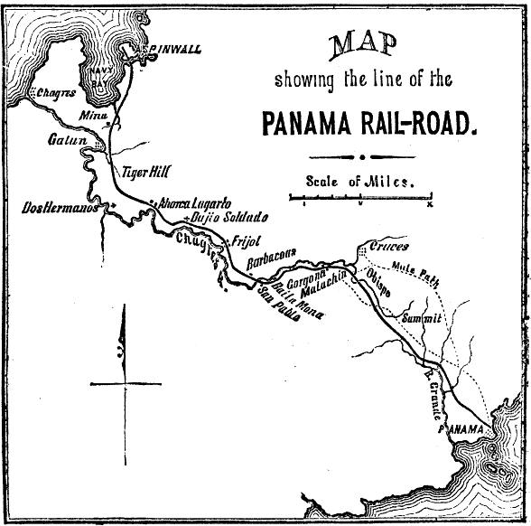 The Panama Railroad Travelogues: A Trip on the Panama Railroad